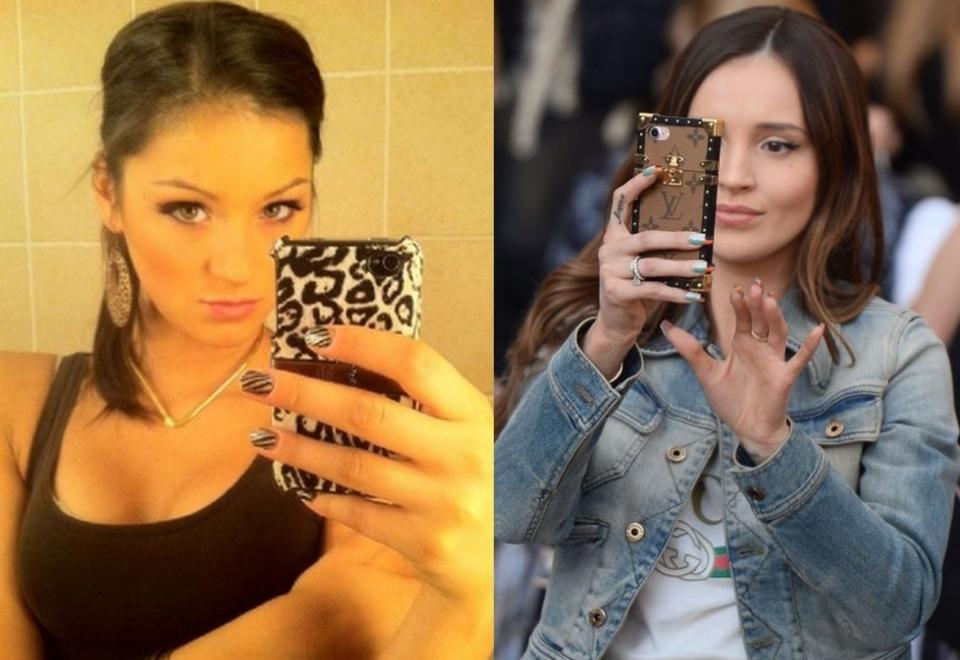Sandra Dziwiszek i Marina Łuczenko-Szczęsna