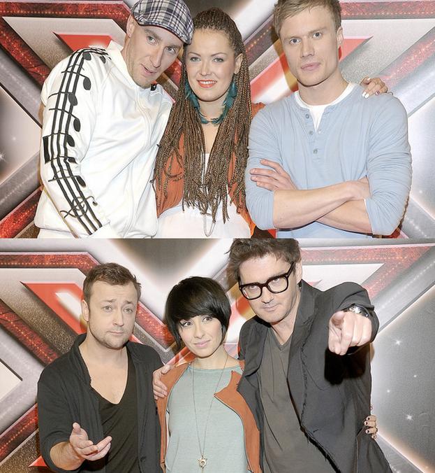 """Finaliści """"X Factor"""": Widzicie gwiazdy?"""
