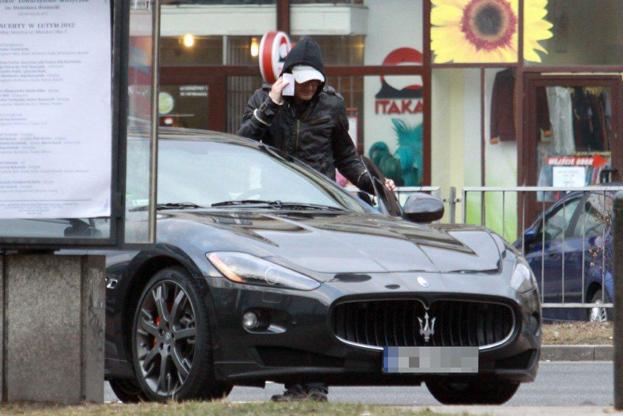 Nowy samochód Wojewódzkiego (ŁADNY?)