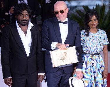Złota Palma w Cannes dla filmu