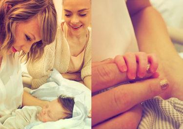 Taylor Swift została matką... (ZDJĘCIA)