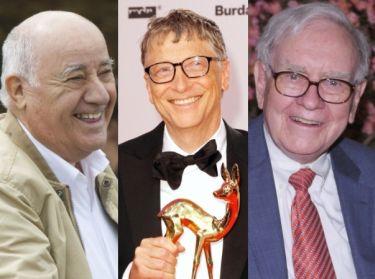 Ośmiu mężczyzn ma już tyle pieniędzy, co... połowa ludzkości!