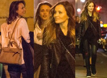 Sara i Marina razem w Warszawie! (ZDJĘCIA)
