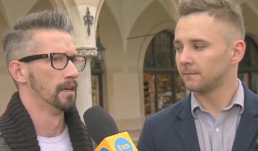 """Geje pobici w Krakowie: """"Krzyczeli: Nie macie prawa żyć!"""""""