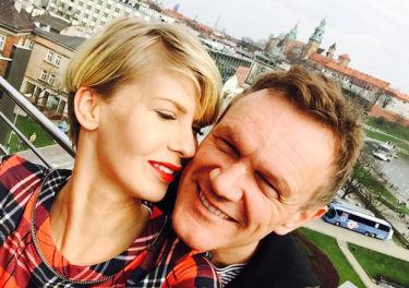 Czarek i Edyta bawią się w Krakowie (FOTO)