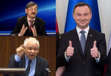 """Ekspert związany z PiS atakuje Andrzeja Dudę: """"Wtrącił kraj w chaos, umocnił bezprawie, wbił nóż Kaczyńskiemu!"""""""