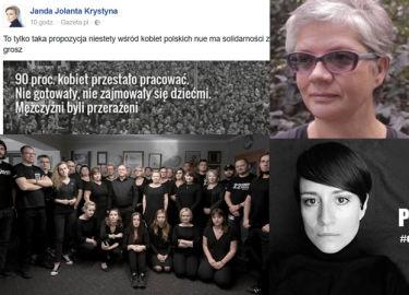 """Gwiazdy zapraszają Polki do """"islandzkiego protestu"""". O co naprawdę chodzi?"""