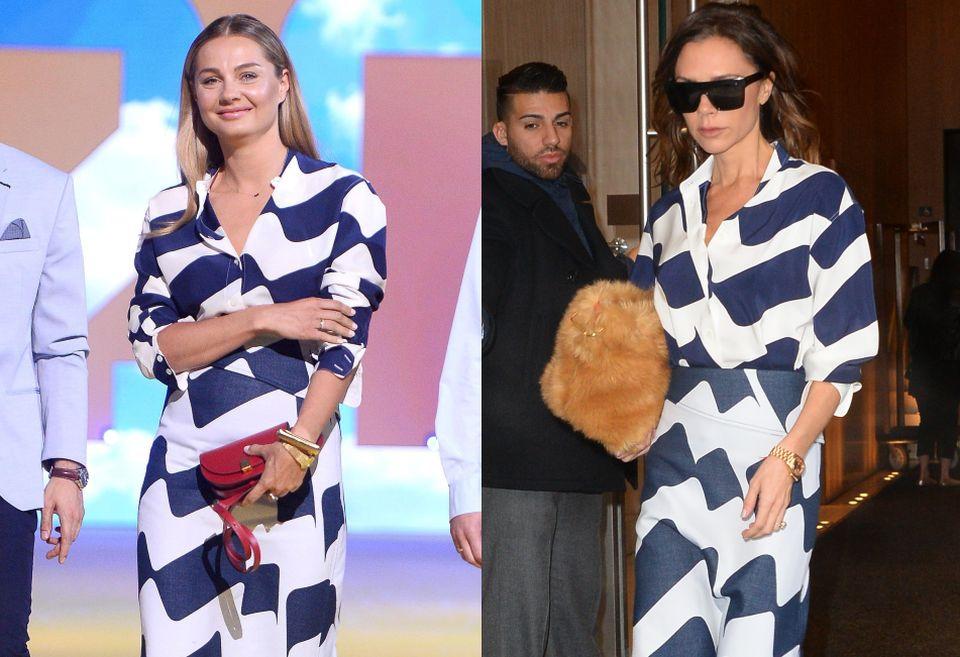 Małgorzata Socha czy Victoria Beckham?