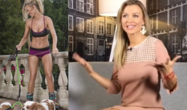 """Joanna Krupa o swojej figurze: """"Chodzę na fitness! Dwa albo pięć razy w tygodniu"""""""