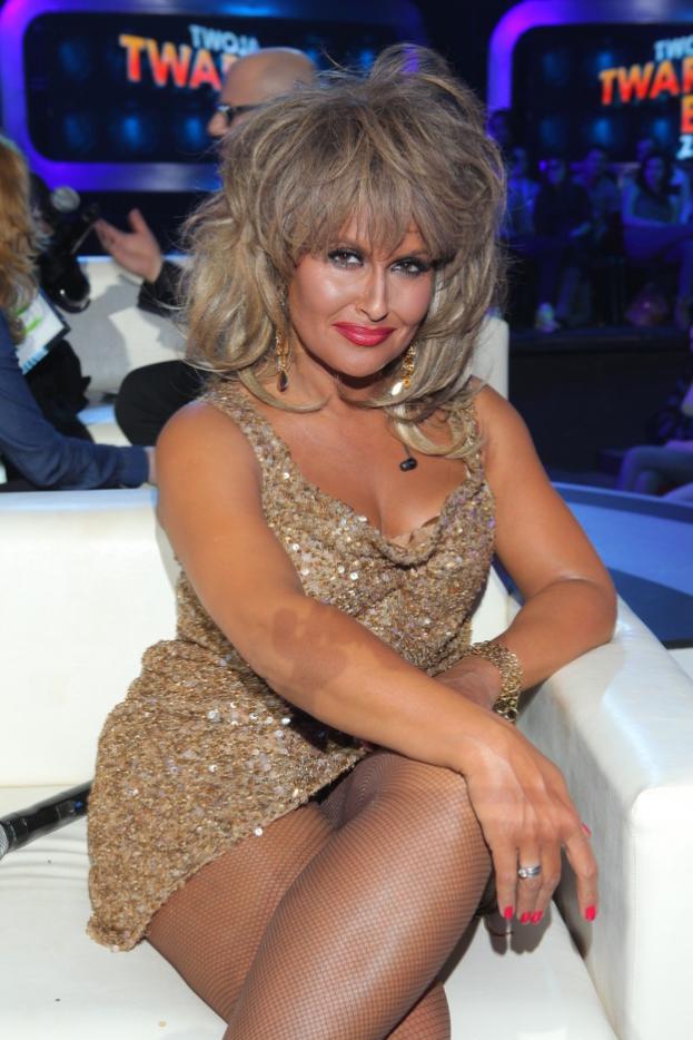 Skrzynecka jako Tina Turner! PODOBNA?