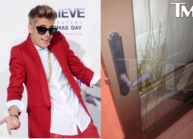 Bieber zapłaci 20 tysięcy dolarów za rzucanie jajkami!