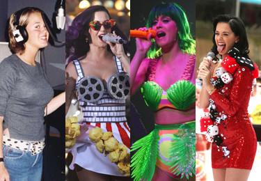 Katy Perry kończy dziś 30 lat! (DUŻO ZDJĘĆ)