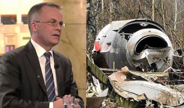 """Sellin: """"Na pokładzie Tupolewa były wybuchy"""""""