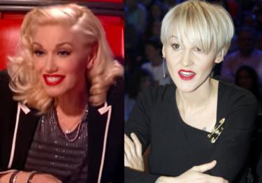 Chylińska upodabnia się do Gwen Stefani?