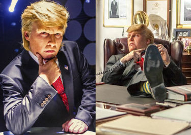 Johnny Depp zagrał... Donalda Trumpa! POZNAJECIE?