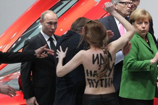 Putin jest... GEJEM?!