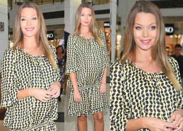 41-letnia ciężarna Tamara Arciuch w 7. miesiącu ciąży (ZDJĘCIA)