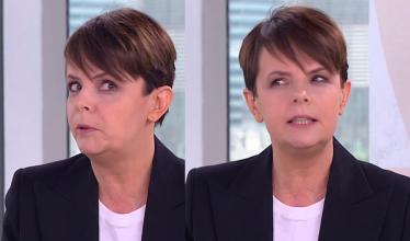 """Korwin Piotrowska promuje książkę w TVN-ie: """"W wielu przypadkach byłam bardzo delikatna"""""""