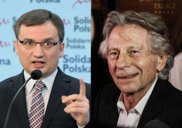 """Ziobro o odmowie ekstradycji Polańskiego: """"Wnikliwie zbadamy zasadność tej decyzji! DOPUŚCIŁ SIĘ OHYDNEGO PRZESTĘPSTWA"""""""
