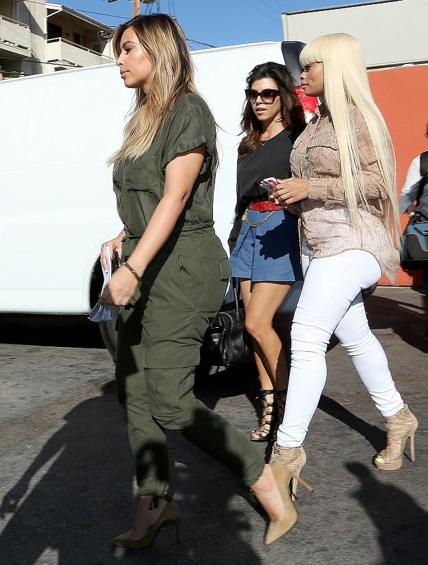 Kim Kardashian WRACA! (ZDJĘCIA)