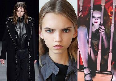 17-letnia modelka: