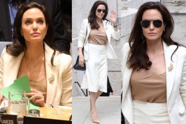 Jolie przed Radą Bezpieczeństwa ONZ: