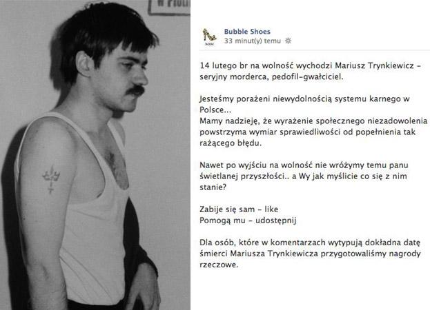 Firma obuwnicza o Trynkiewiczu: