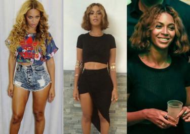 Beyonce skróciła włosy! Ładnie?