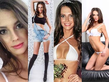 """Rosyjska miss wyznaje: """"Nie jadłam nic przez 4 dni przed konkursem!"""" (ZDJĘCIA)"""