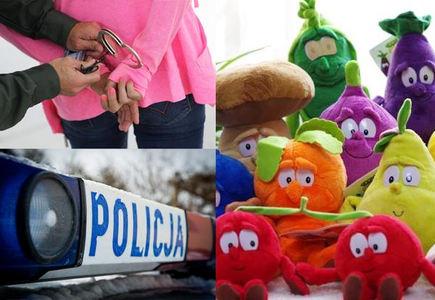 """30-letnia mieszkanka Pułtuska ukradła... 1378 naklejek ze """"Świeżakami""""! Grozi jej 5 lat więzienia"""