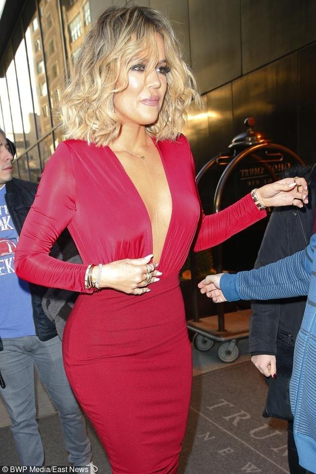 Khloe Kardashian znowu się zmieniła... (ZDJĘCIA)