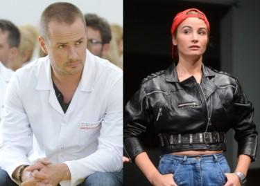 Brodzik zaprosiła Małaszyńskiego na premierę... Narobił jej wstydu?