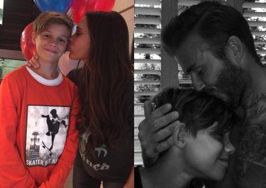 Romeo Beckham ma już trzynaście lat!