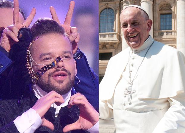"""Michał Piróg: """"Kim jest papież, jak nie skur**synem?!"""""""