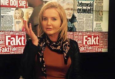Agnieszka Szulim TROCHĘ PRZYTYŁA...?