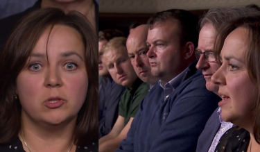 """Publiczność WYGWIZDAŁA Polkę w brytyjskim programie! """"Mieszkam tu od 23 lat i nigdy nie byłam dyskryminowana"""""""