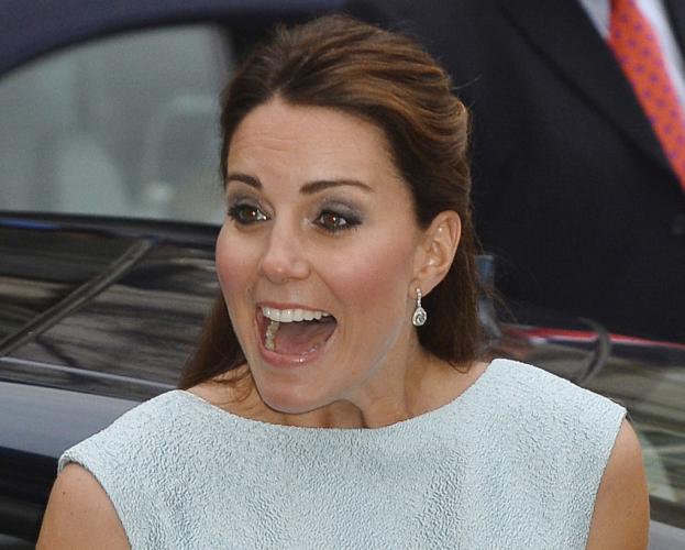 Kate Middleton w 5. miesiącu ciąży! (ZDJĘCIA)