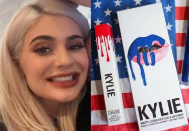 Kylie Jenner pomoże chorym dzieciom sprzedając błyszczyki do ust!