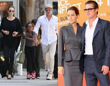 Angelina i Brad zawarli wstępną ugodę! Pitt będzie regularnie badał się na obecność narkotyków…