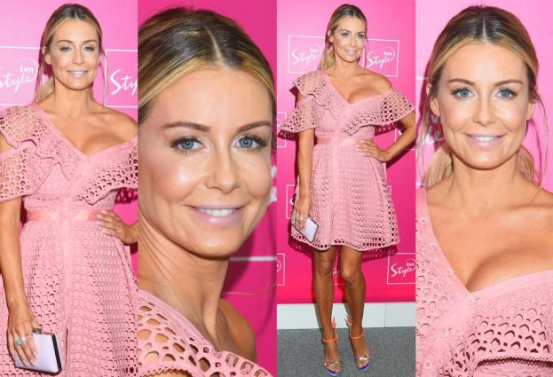 """Małgosia """"Barbie"""" Rozenek na ramówce TVN Style (ZDJĘCIA)"""