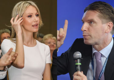 """Ogórek odpowiada Lisowi: """"Niezrealizowany kandydat na Prezydenta!"""""""