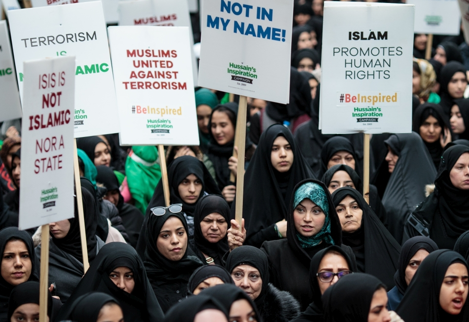 essay on muslims are not terrorist A look at the various principles of islam which show that islam is truly a mercy to the world, and the indiscriminate violence and terrorism is not condoned by the religion.