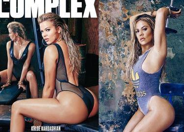 Kariera u Kardashianów: Pośladki Khloe w nowej sesji... (ZDJĘCIA)