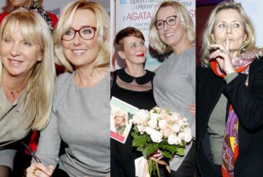 Celebrytki na premierze książki Młynarskiej! (ZDJĘCIA)