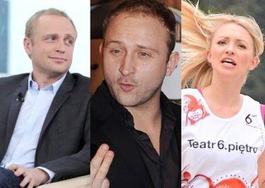 Szyc, Adamczyk i Kurdej-Szatan nominowani do
