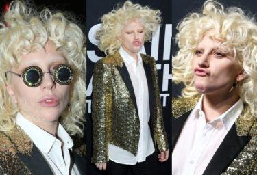 Lady Gaga W LOKACH na pokazie! Poznajecie?