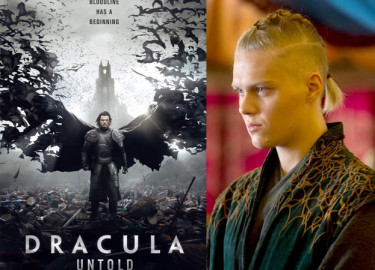 Gierszał zrobi karierę w Hollywood? Zagrał w filmie o Draculi!