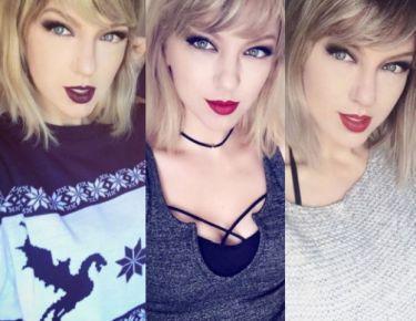 Ta dziewczyna jest bardziej podobna do Taylor Swift niż... Taylor Swift! (ZDJĘCIA)