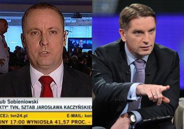 """Jakub Sobieniowski z """"Faktów"""" dostaje pogróżki!"""