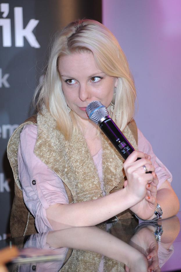 Alicja Janosz: